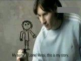 نقاشی کشیدنِ مسی     ( داستان زندگی مسی توسط خودش )