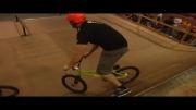 کلیپ دریفت - Vaughn Gittin Jr. Attacks Wall Speedway