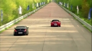 درگ BMW Z4 VS BMW M6 VS BMW M3 VS Jeep SRT8