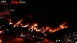 آتش سوزی مهیب در شمال لندن