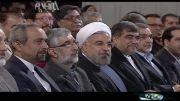 کنایه دکترروحانی به احمدی نژاددرخصوص اسامی مفسدین اقتصادی