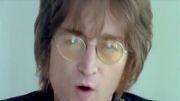 اهنگ زیبای imagine از جان لنون