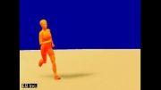 انیمیشن پرش ارتفاع (نمای جانبی)