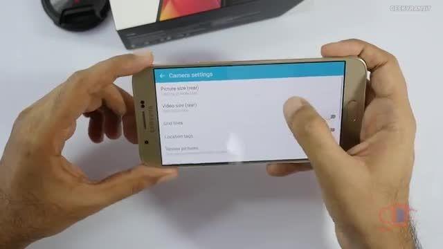 بررسی و تست دوربین میان رده جدید سامسونگ Galaxy A8
