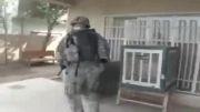 درگیری نیروهای امریکایی در عراق!!!!