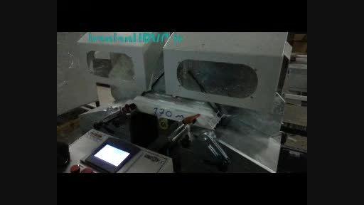 ماشین آلات دو سر برش یو پی وی سی
