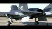 انیمیشن پرواز اف 35  هواپیمای جنگنده  tarhestan.org