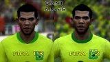 مقایسه گرافیکی چهره بازیکنان در FIFA 12 و FIFA 13