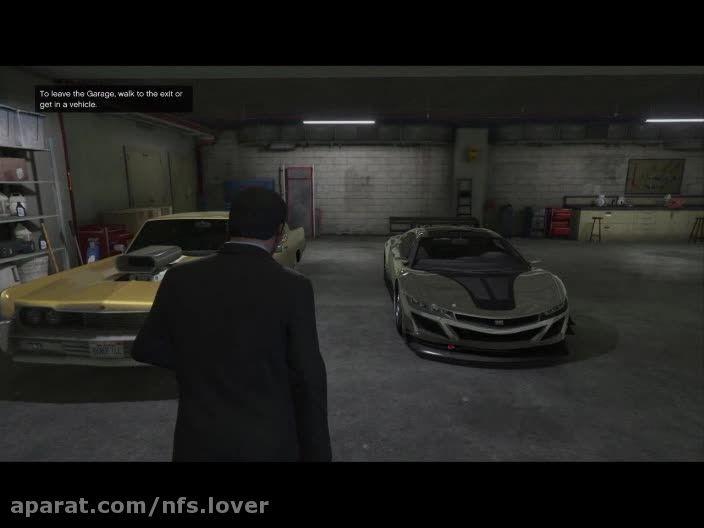نحوه بدست آوردن ماشین خارق العاده مخفی و زیبا در GTA V