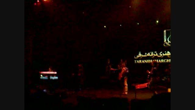 رقص شکوفه ها - اجرای بی کلام - کنسرت گروه آریان