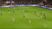 گل ها و خلاصه بازی آرسنال 1 - 2 منچستر یونایتد