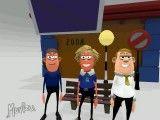 انیمیشن بهرام-بهزاد