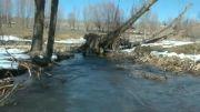 طبیعت زمستانی و بسیار زیبای بهشت پنهان ایردموسی