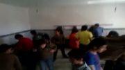 آخر جشن روز معلم راهنمایی جلالت در اردیل کلاس دوم A