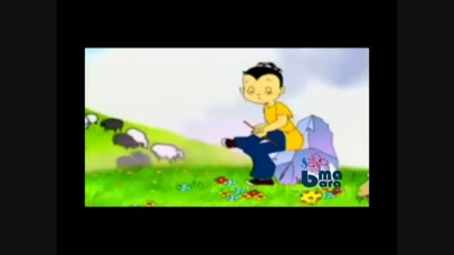 gurt geldi-آذربایجان تورکجه سینده قورت گلدی کارتون فیلم