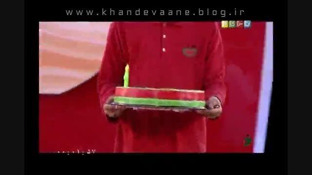 خندوانه، 23 خرداد 94، جشن تولد خندوانه