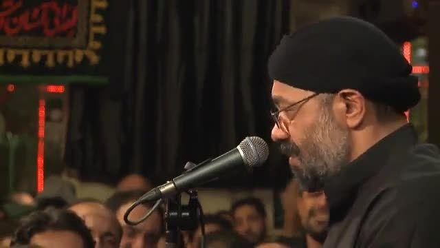 روضه حضرت زینب(س) محرم94 حاج محمود کریمی