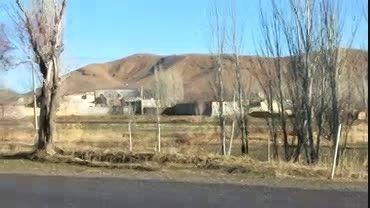برکه زمستانی روستای ورچه