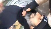 شکار تک تیرانداز ارتش سوریه