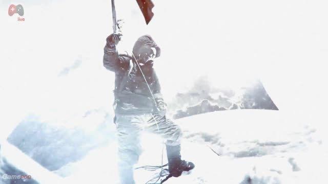 دوبله فارسی تریلر سینماتیک Rise Of Tomb Raider