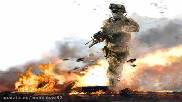 موسیقی فوق حماسی و معروف بازی Call of Duty MW2