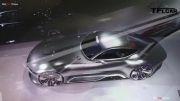 رونمایی مرسدس بنز Mercedes-Benz AMG Vision GT Concept
