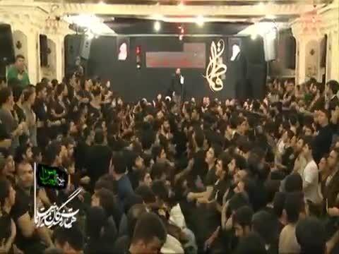 حاج محمود کریمی - یا حیدر یا حیدر - فاطمیه 94