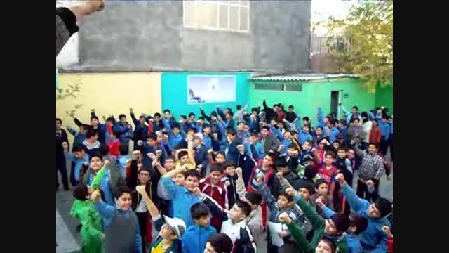 گرامیداشت روز دانش آموز (13آبان) در دبستان مفتاح 2
