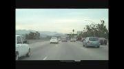 پیکان رینگ اسپرت  در خیابان های لس آنجلس!!