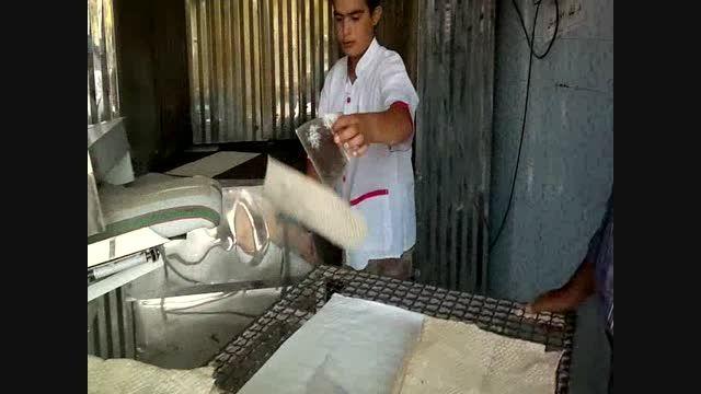 خمیر پهن کن شاطر اتوماتیک