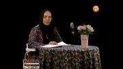 متن خوانی مریم بوبانی و یک شب خوش با صدای محمد نوری