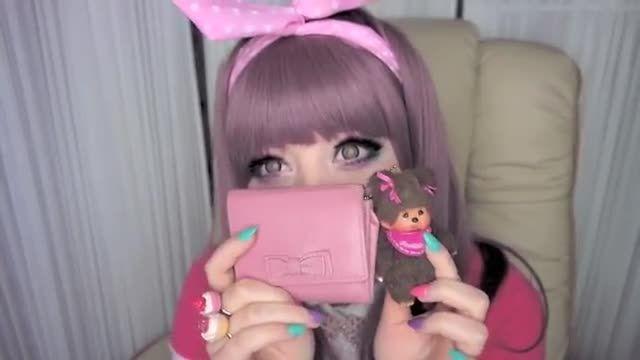در کیف عروسکی من چی هست ؟!