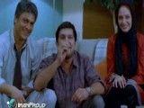 آواز خواندن مهناز افشار و لیلا حاتمی در فیلم سعادت آباد