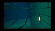 لذت شنیدن موسیقی در زیر آب در حس خوب زندگی- فیلم شماره 1