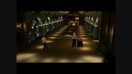 زیر زمین کاخ سفید(قسمت سوم)