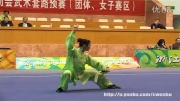 ووشو ، تی جی جی ین بانوان 2013 ، مقام اول از خوبی