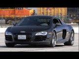تست و بررسی آئودی R8 مدل 2012