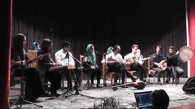 کنسرت گروه موسیقی سنتی طلوع