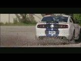 رقایت فورد شبلی GT500  با خودروهای  پلیس