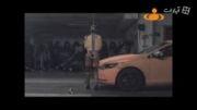 کیسه هوای ماشین برای عابران پیاده
