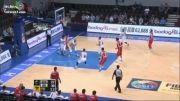 ایران 75 - 56 بحرین/ بسکتبال جام ملتهای آسیا
