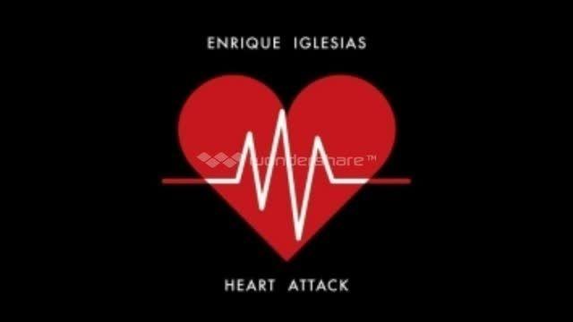 آهنگ حمله ی قلبی ( heart  attack ) از انریکه