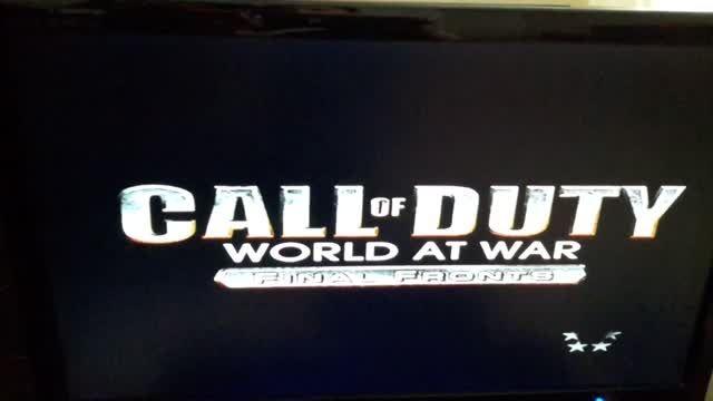 مرحله ی اول بازی COD WORLD AT WAR
