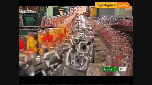 استان یزد، قطب تولید بلور و شیشه