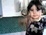 دختر بچه سه ساله(سلما)
