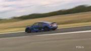 مسابقه بایرنی ها با آئودی R8 در پیست