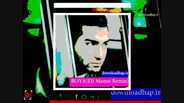 رمیکس آهنگ رویا از حسین تهی(JAMSIZ)(DJ MAMSI)