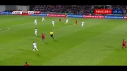 خلاصه بازی اسلواکی 2-1 اسپانیا (مقدماتی یورو 2016)
