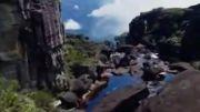 تور آبشار آنجل Angel در ونزوئلا www.visitworld.blogsky
