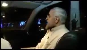 صحبت های خصوصی و جنجالی حسن روحانی در ماشین بعد از مناظ